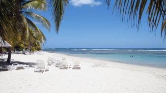 Plage de Pierre-et-Vacances Sainte-Anne Guadeloupe