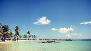 Plage Club Med Saint-Anne