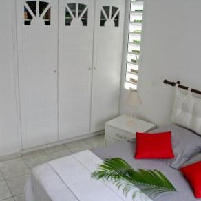 Petite Villa Guadeloupe: Chambre côté Jardins