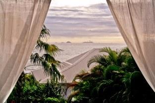 La Petite Villa Guadeloupe - villa A - Chambre 3 - Magnifique vue sur les Saintes