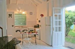 Petite Villa Guadeloupe: Cuisine