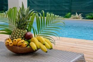 Petite Villa Guadeloupe: Exterieur