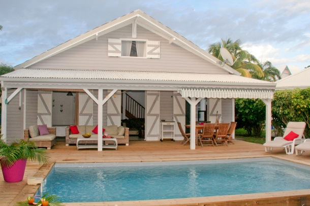 Petite Villa Guadeloupe: Maison