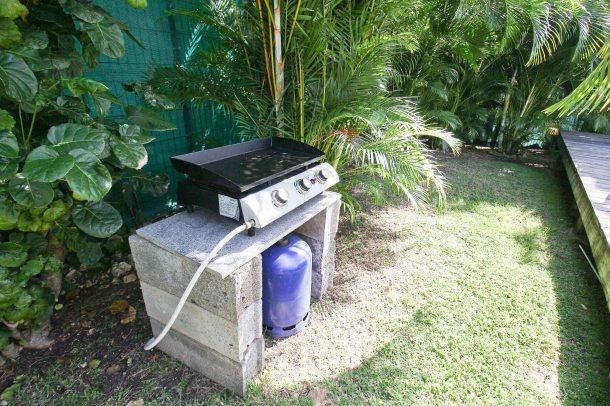 La Petite Villa Guadeloupe - La plancha au gaz